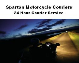 Spartan Motorcycle Couriers