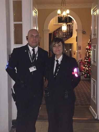 Christmas Party Security Manchester